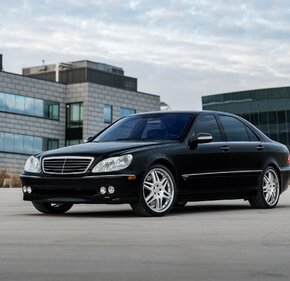 2004 Mercedes-Benz S600 for sale 101240225