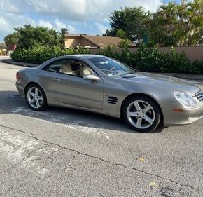 2004 Mercedes-Benz SL500 for sale 101377756