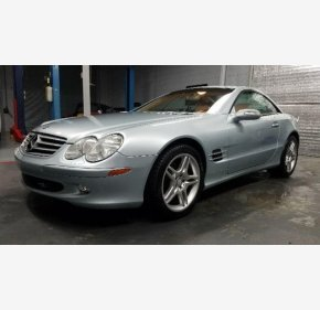 2004 Mercedes-Benz SL500 for sale 101040633