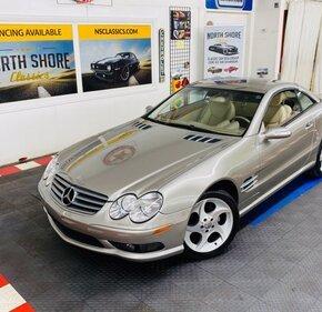 2004 Mercedes-Benz SL500 for sale 101361010