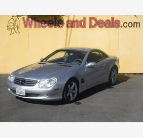 2004 Mercedes-Benz SL500 for sale 101393362