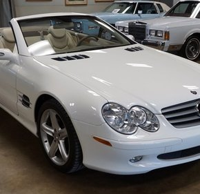 2004 Mercedes-Benz SL500 for sale 101409704