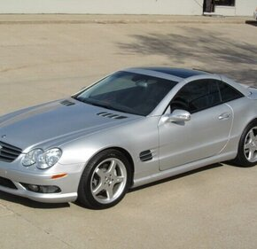 2004 Mercedes-Benz SL500 for sale 101429309