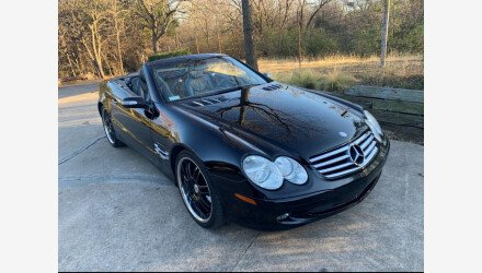 2004 Mercedes-Benz SL500 for sale 101440081