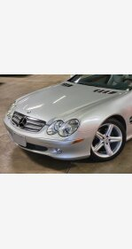 2004 Mercedes-Benz SL500 for sale 101486117