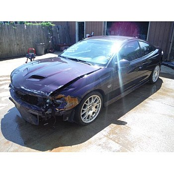 2004 Pontiac GTO for sale 100292016