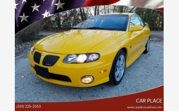 2004 Pontiac GTO for sale 101056803
