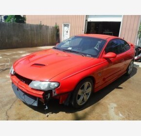 2004 Pontiac GTO for sale 100982755