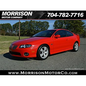 2004 Pontiac GTO for sale 101254503