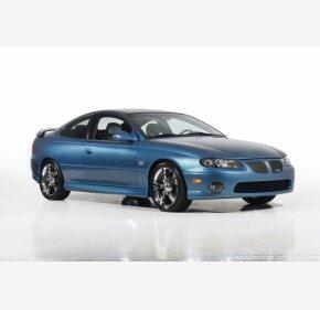 2004 Pontiac GTO for sale 101355698