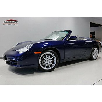2004 Porsche 911 Cabriolet for sale 101008977