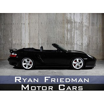 2004 Porsche 911 Turbo Cabriolet for sale 101051471