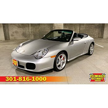 2004 Porsche 911 Cabriolet for sale 101118444