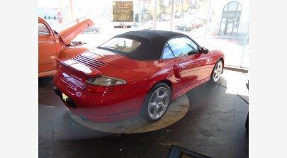 2004 Porsche 911 Turbo Cabriolet for sale 101314959