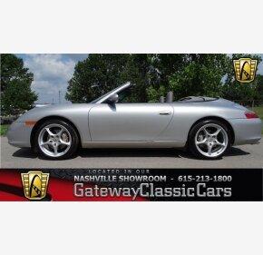 2004 Porsche 911 Cabriolet for sale 101004936