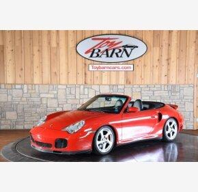 2004 Porsche 911 Turbo Cabriolet for sale 101065888