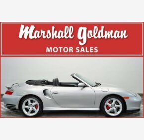 2004 Porsche 911 Turbo Cabriolet for sale 101112404
