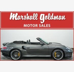 2004 Porsche 911 Turbo Cabriolet for sale 101112411