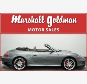2004 Porsche 911 Cabriolet for sale 101112420