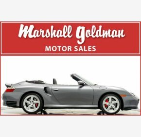 2004 Porsche 911 Turbo Cabriolet for sale 101112454