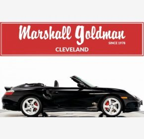 2004 Porsche 911 Turbo Cabriolet for sale 101174664