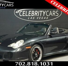 2004 Porsche 911 Turbo Cabriolet for sale 101221958