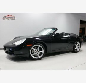 2004 Porsche 911 Cabriolet for sale 101229936