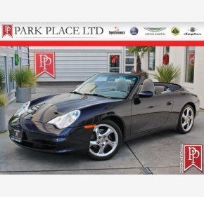 2004 Porsche 911 Cabriolet for sale 101240766