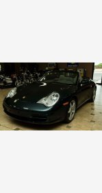 2004 Porsche 911 Carrera Cabriolet for sale 101257157