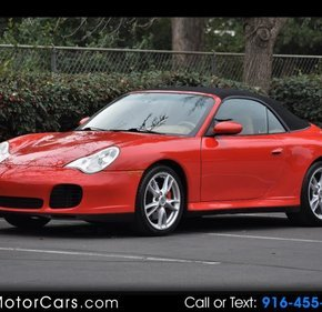 2004 Porsche 911 Cabriolet for sale 101271202