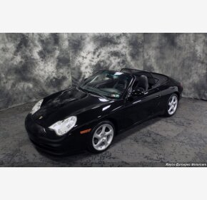 2004 Porsche 911 Carrera Cabriolet for sale 101401049