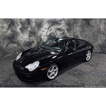 2004 Porsche 911 Carrera Cabriolet for sale 101401049