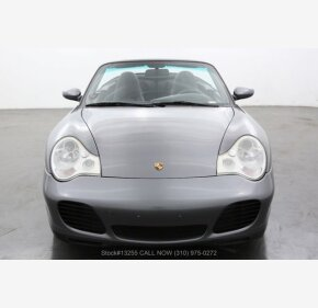 2004 Porsche 911 Cabriolet for sale 101472245