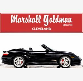 2004 Porsche 911 Turbo Cabriolet for sale 101488584
