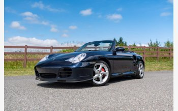 2004 Porsche 911 Turbo Cabriolet for sale 101599378