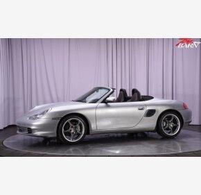 2004 Porsche Boxster for sale 101361454