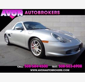 2004 Porsche Boxster S for sale 101363457