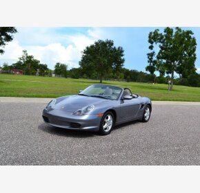 2004 Porsche Boxster for sale 101364392