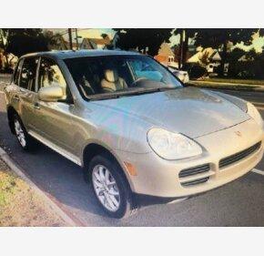 2004 Porsche Cayenne for sale 101061355