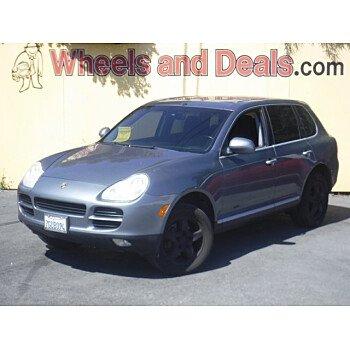 2004 Porsche Cayenne for sale 101207072