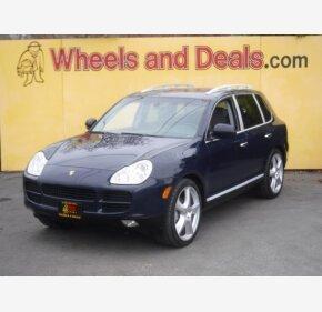 2004 Porsche Cayenne S for sale 101245849