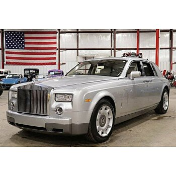 2004 Rolls-Royce Phantom Sedan for sale 101083205