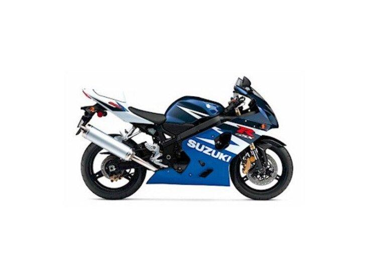 2004 Suzuki GSX-R1000 600 specifications