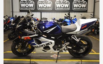2004 Suzuki GSX-R750 for sale 200622738