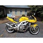 2004 Suzuki SV650 for sale 201151963