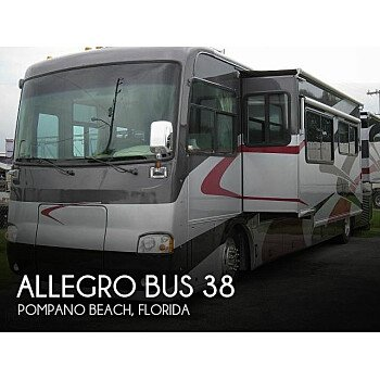 2004 Tiffin Allegro Bus for sale 300196845