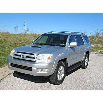 2004 Toyota 4Runner for sale 101047858