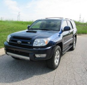2004 Toyota 4Runner 4WD for sale 101330828