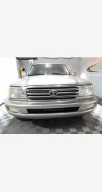 2004 Toyota Land Cruiser for sale 101469907