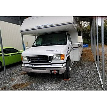 2004 Winnebago Minnie for sale 300182603